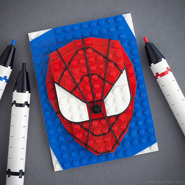lego-spiderman