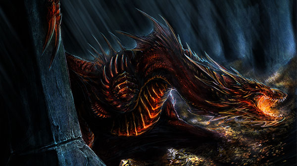 Smaug_Laptop_Wallpaper