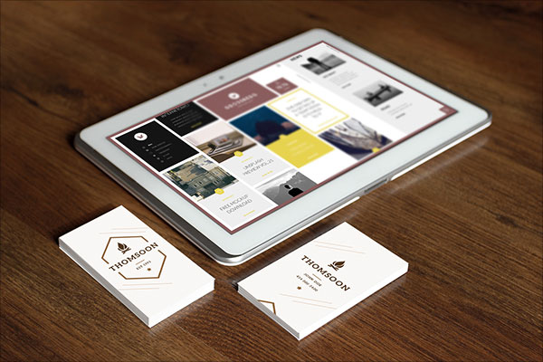 Business-card-&-tablet-Free-Mockup-PSD
