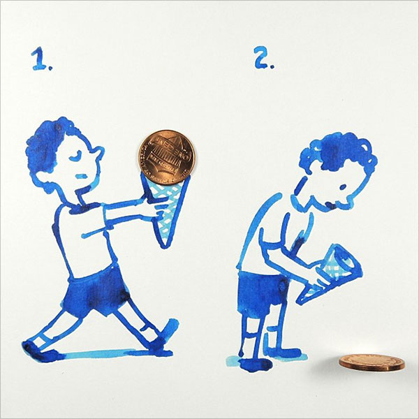 Creative Yet Funny Illustrations (18)