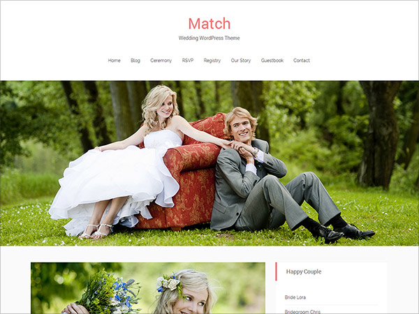 Free-Wedding-blog-Theme-2015