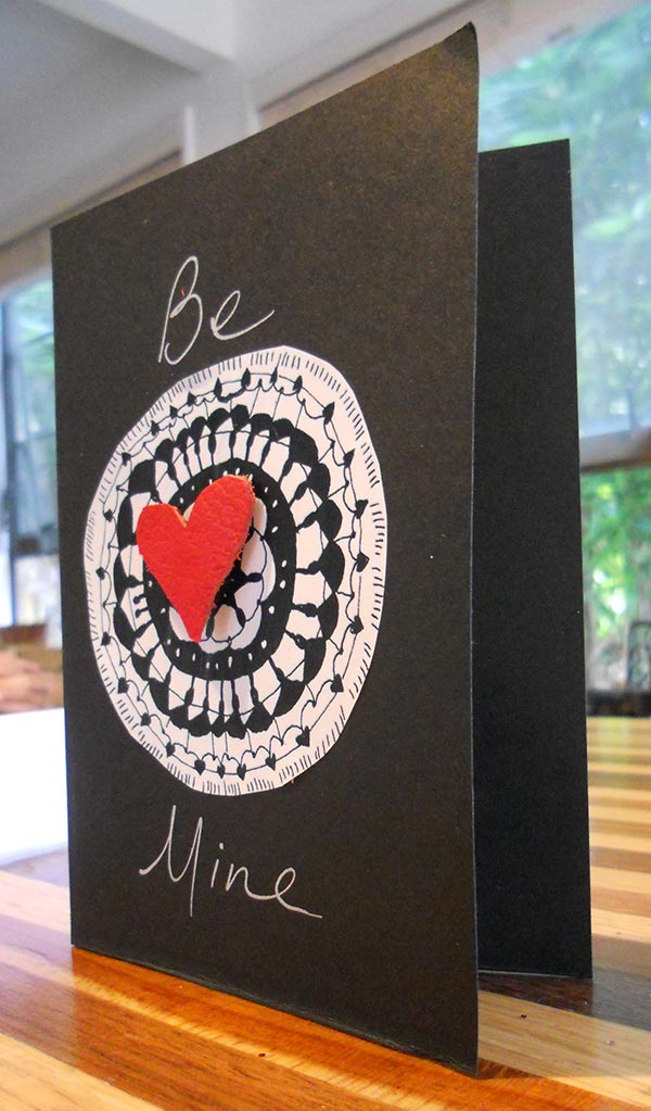 Homemade-valentine's-day-card-design