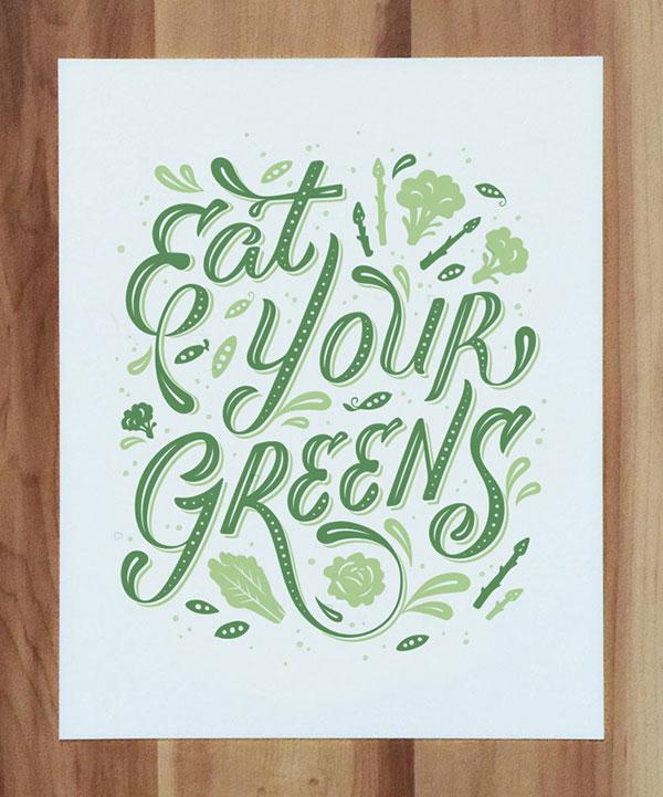 Inspiring Typography Design & Lettering (14)
