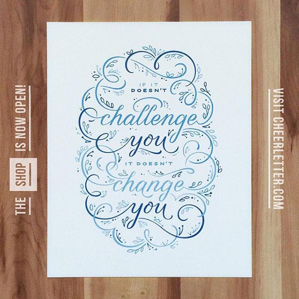 Inspiring Typography Design & Lettering (30)