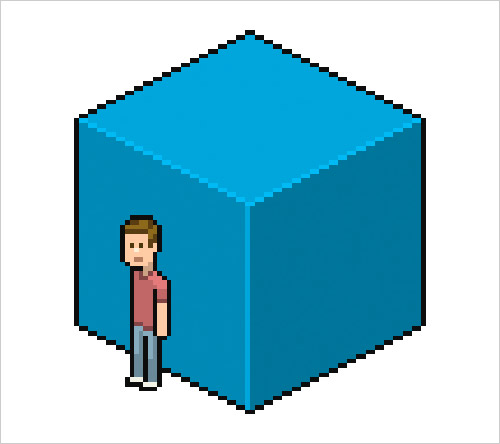 Isometric-Pixel-Art-Character-design-adobe-tutorial