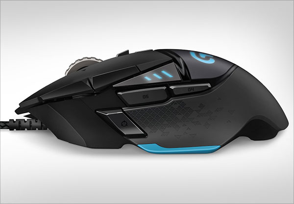 Logitech-G502-Proteus-Core-Tunable-Gaming-Mouse-with-Fully-Customizable-Surface-2