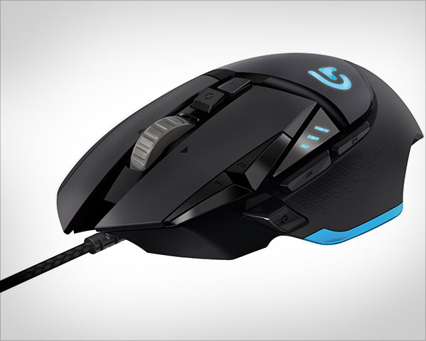 Logitech-G502-Proteus-Core-Tunable-Gaming-Mouse-with-Fully-Customizable-Surface