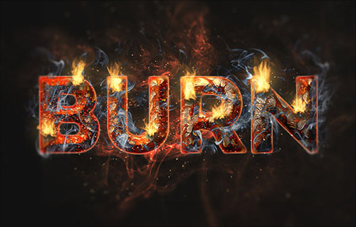 Rust-Text-Effect-Adobe-Photoshop-CC-Tutorial