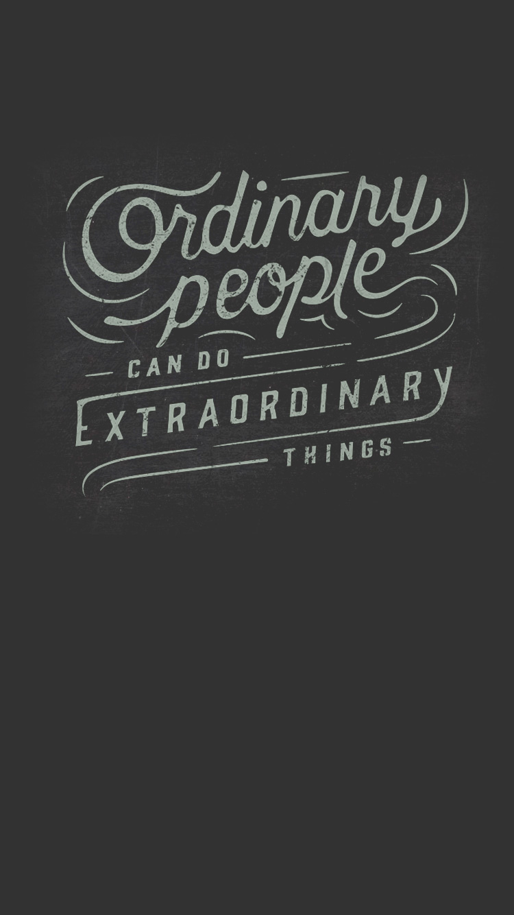 20 Best Cool Typography Iphone 6 Wallpapers Backgrounds In Hd Quality