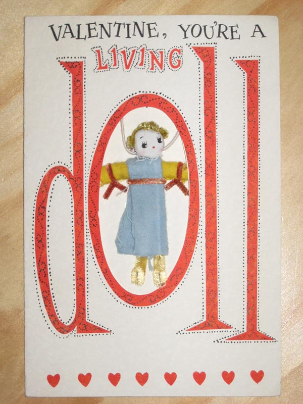 living-doll--Valentine-card-design