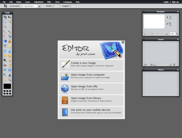 pixlr-web-tools