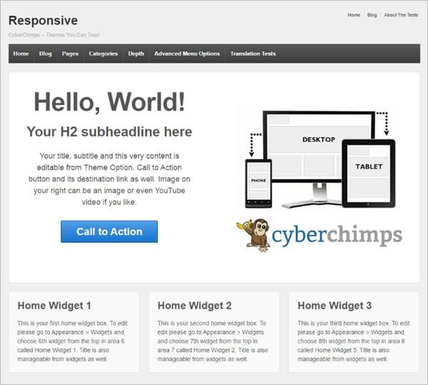 Best-free--Mobile-Wordpress-Theme