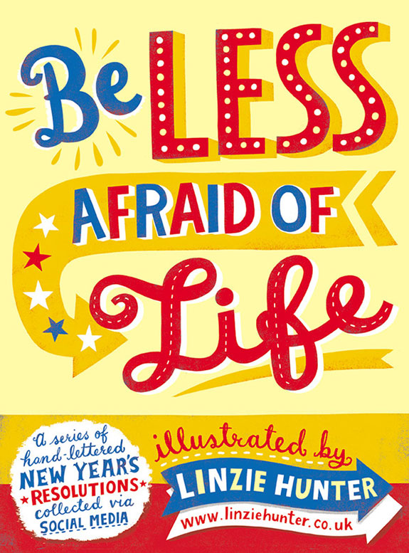 Colorful Hand Lettering Illustrations of 2015 Resolutions (5)