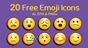 Cool-Free-Vector-Emoticons-Emojis-download-f