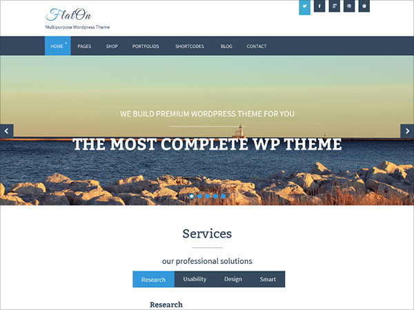 FlatOn-free-flat-design-trendy-wordpress-theme-2015