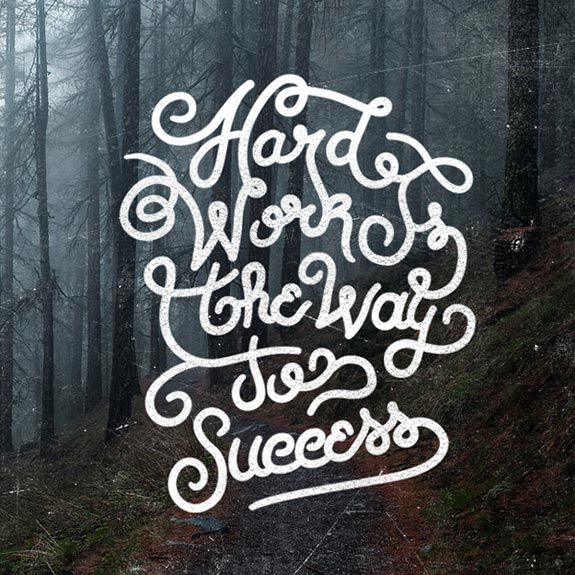 Hand Lettering With inspirational Sayings (11)