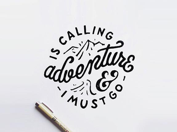 Hand Lettering With inspirational Sayings (18)