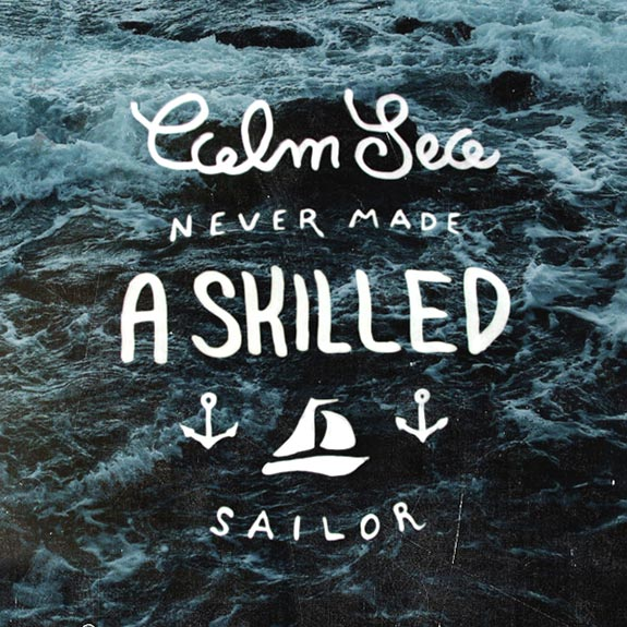 Hand Lettering With inspirational Sayings (2)