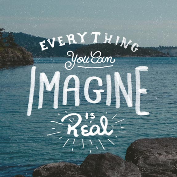 Hand Lettering With inspirational Sayings (34)