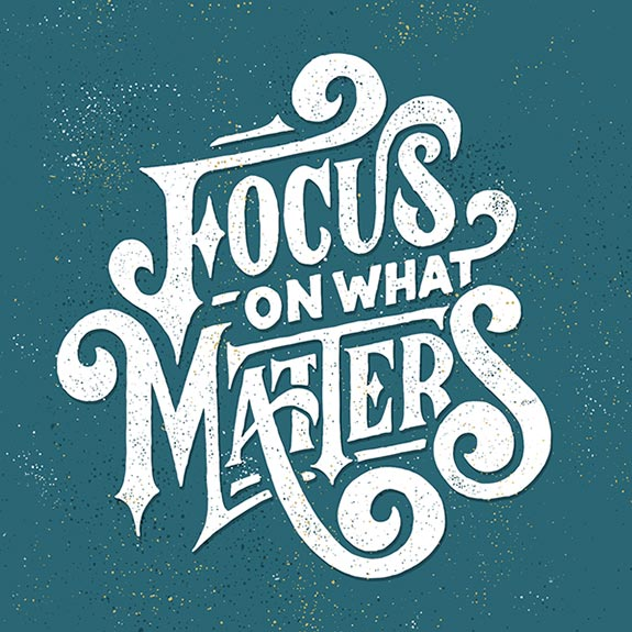 Hand Lettering With inspirational Sayings (7)