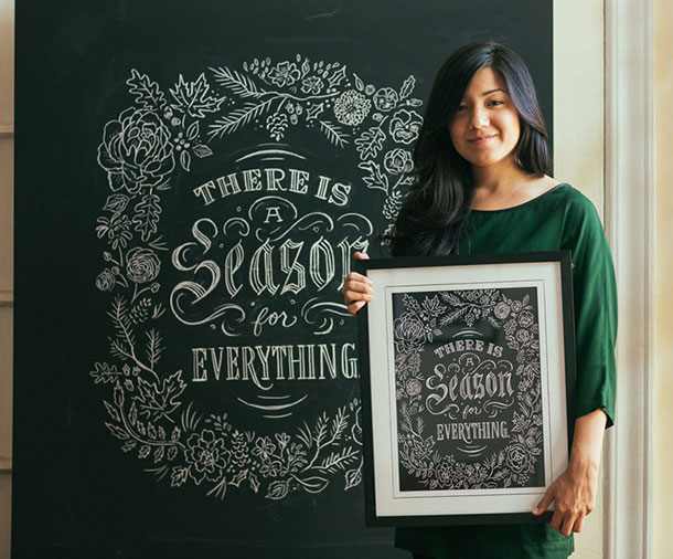 Hand Lettering in Commercial Projects by Dana Tanamachi (4)