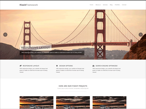 Klasik-framework-wordpress-theme-2015