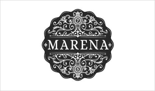 Marena-logo-design-example