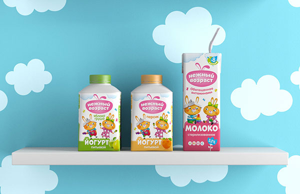 Nezhniy-vozrast-Cute-Dairy-Products-Packaging-Design-2