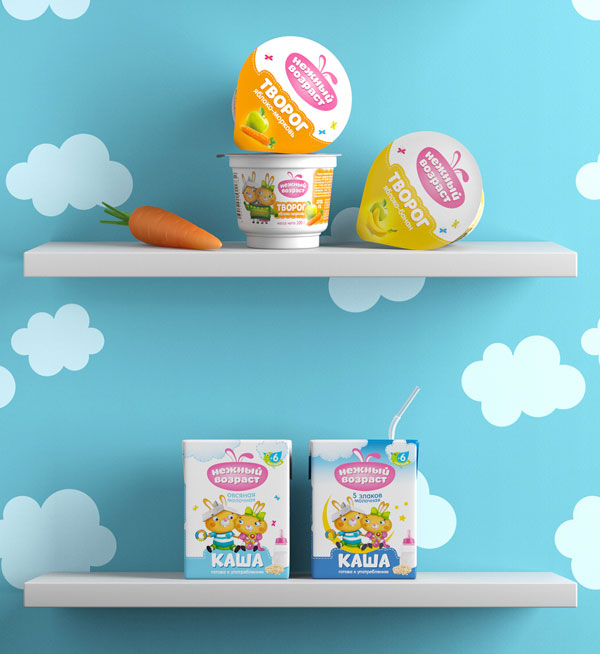 Nezhniy-vozrast-Cute-Dairy-Products-Packaging-Design-3