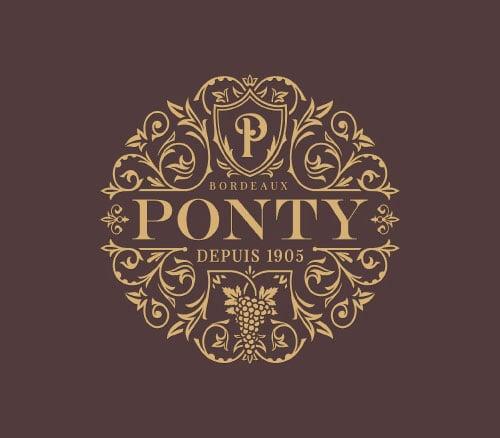 Ponty-Logo-Design-Example