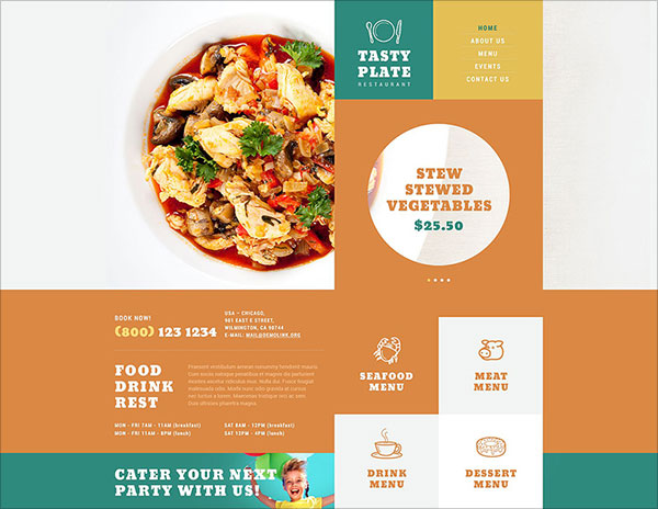Tasty-Plate