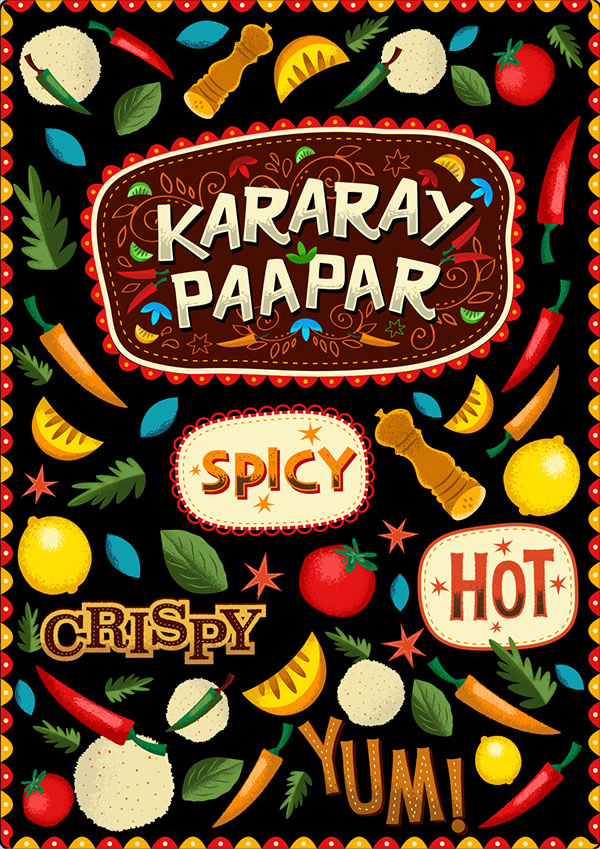 kararay-paapar-Chips-Packaging-Design