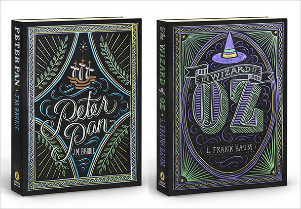 Beautiful Usage of Hand Lettering in Commercial Projects