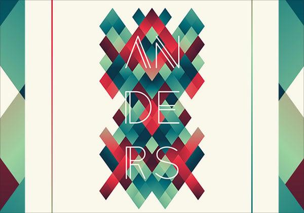 Anders-Free-Gemetric-Font
