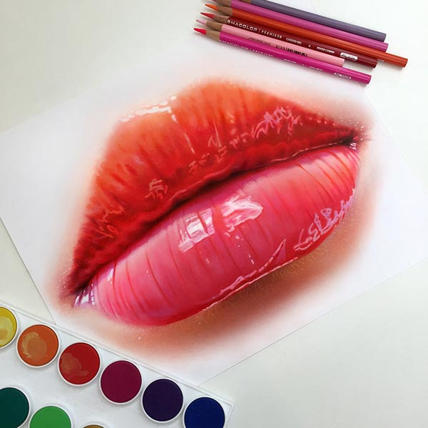 Astonishing Color Pencil Drawings (3)