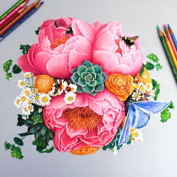 Astonishing Color Pencil Drawings (4)