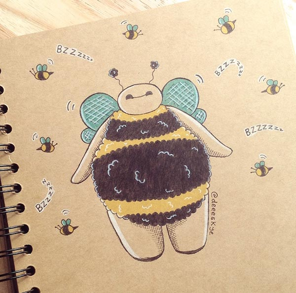 Bumblebee-Baymax