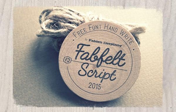 Fabfelt-Handwritten-Free-Script-Font