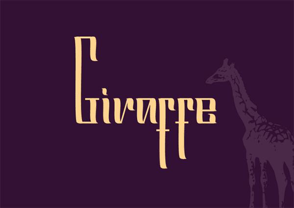 Giraffe-Logotype-Example