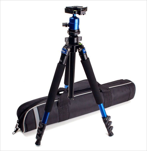 Magnesium-PRO-62-DSLR-Digital-Camera-Tripod-with-Detachable-Monopod