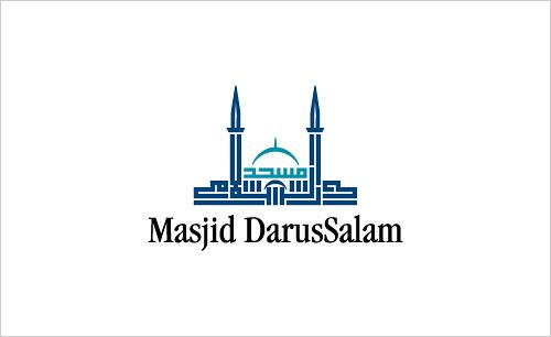 Masjid-Darusalam-Logo-design
