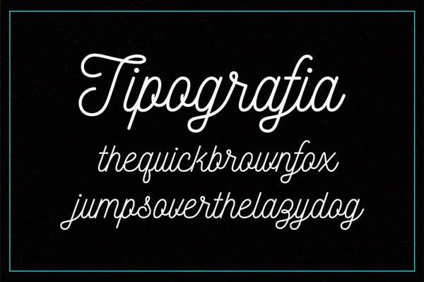 Nickainley-Free-elegant-script-Font-2