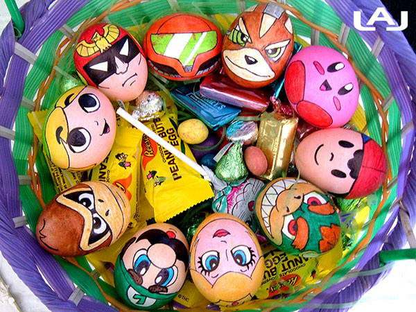 Nintendo-Eggs