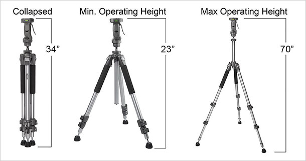 Ravelli-APGL4-New-Professional-70-inches-Tripod-2