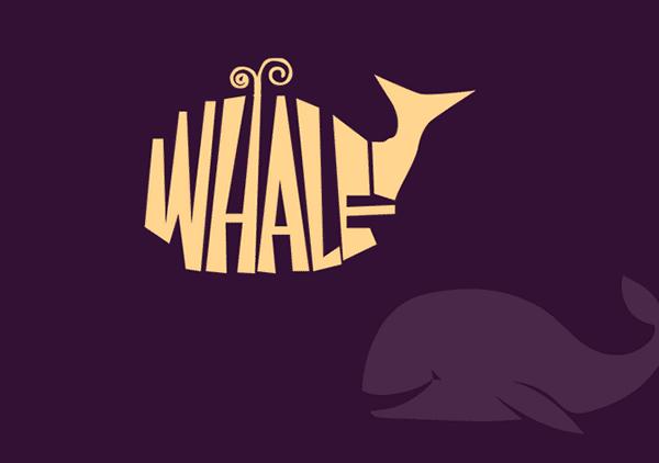 Whale-Logotypoe-Example