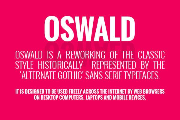 oswald-web-font