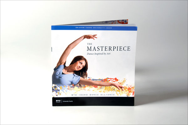 Masterpiece-Pamphlet