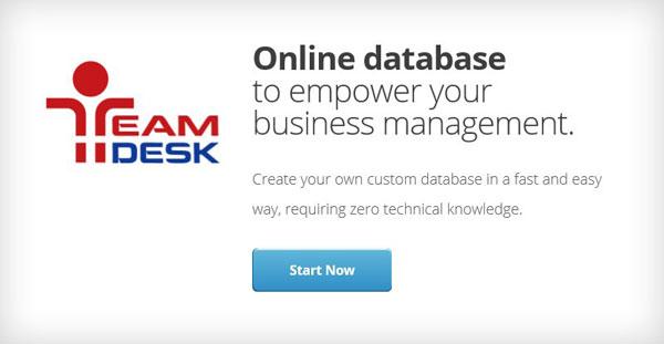 Teamdesk-Web-Tool