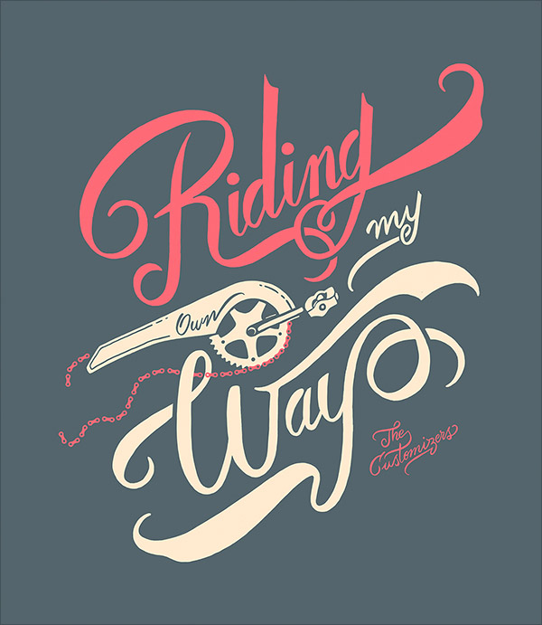 Inspirational Typography Design