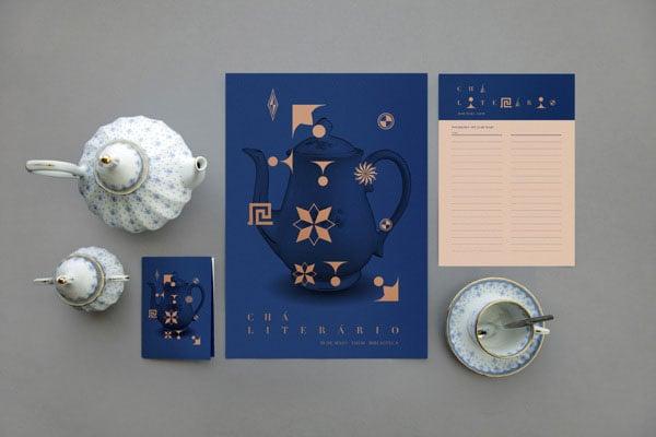 Cha-Literario-Brochure-Design